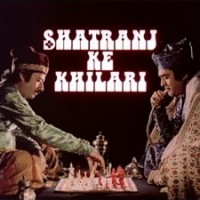 SHATRANJ KE KHILARI / THE CHESS PLAYERS (Dir. Satyajit Ray, India, 1977) - 'I rather like the sound of Hindustani....'