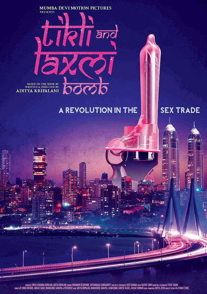[18+] Tikli and Laxmi Bomb Hindi Uncensored 2017 HDrip 720p NetfliX Full Movie